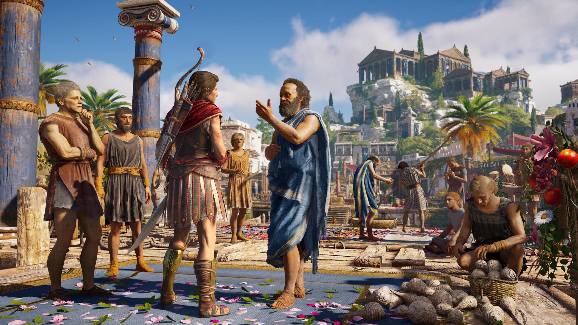 盘点近年PC开放世界游戏佳作:大作齐聚各显神通!