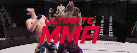 《终极MMA》英文免安装版