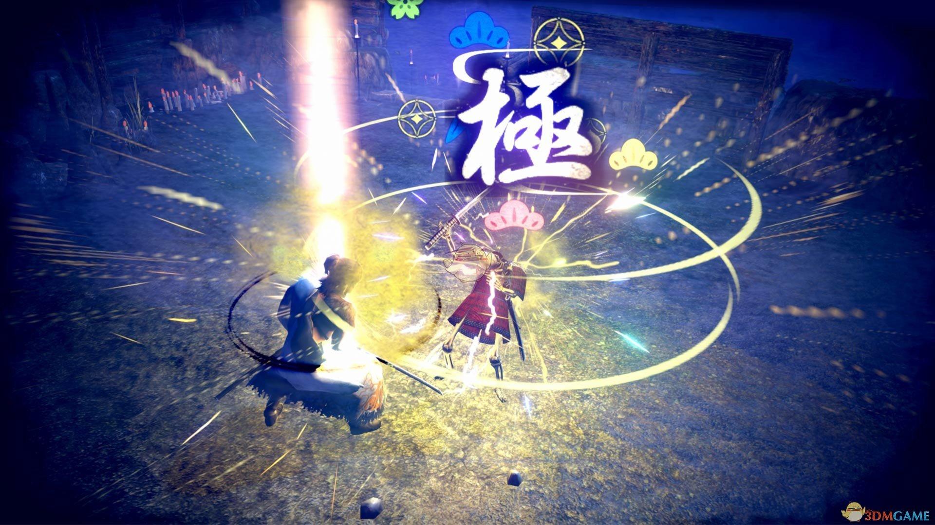 《侍道外传:刀神》游戏各阶段介绍