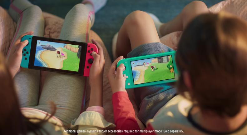 换装玩法来了!任天堂公开《动物森友会》最新宣传片