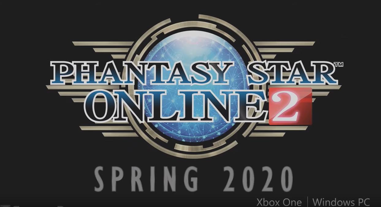 Xbox1《梦幻之星OL2》将开启公测  将有更多细节
