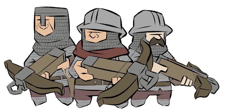 《骑马与砍杀:战团》斯瓦迪亚狙击手兵种图鉴