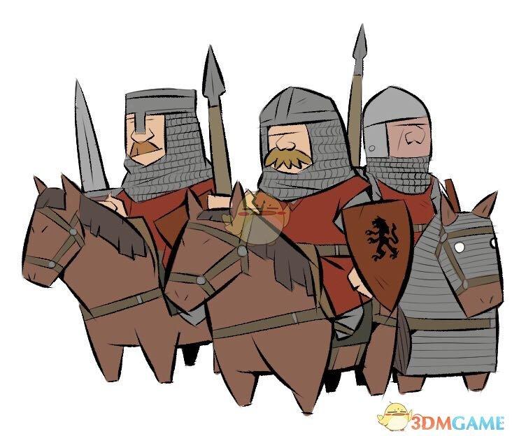 《骑马与砍杀:战团》斯瓦迪亚重骑兵兵种图鉴