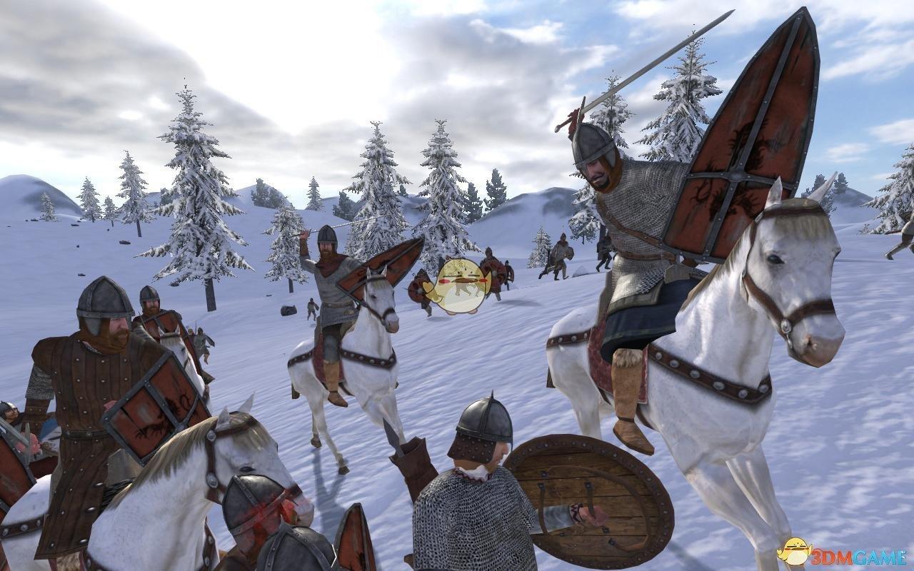 《骑马与砍杀:战团》库吉特枪骑兵兵种图鉴
