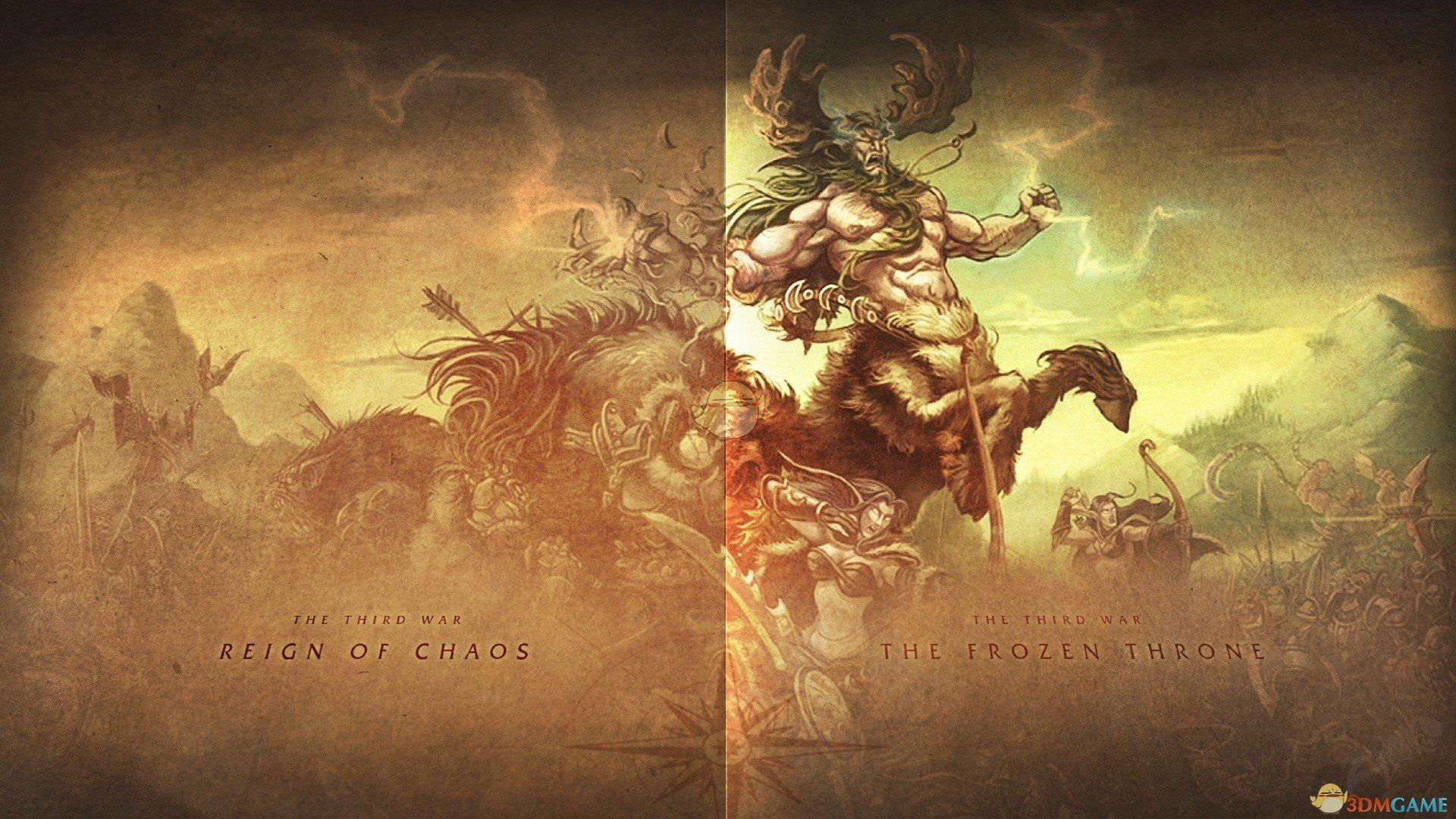 《魔兽争霸3:重制版》兽人战役不喝恶魔血打死老鹿方法分享