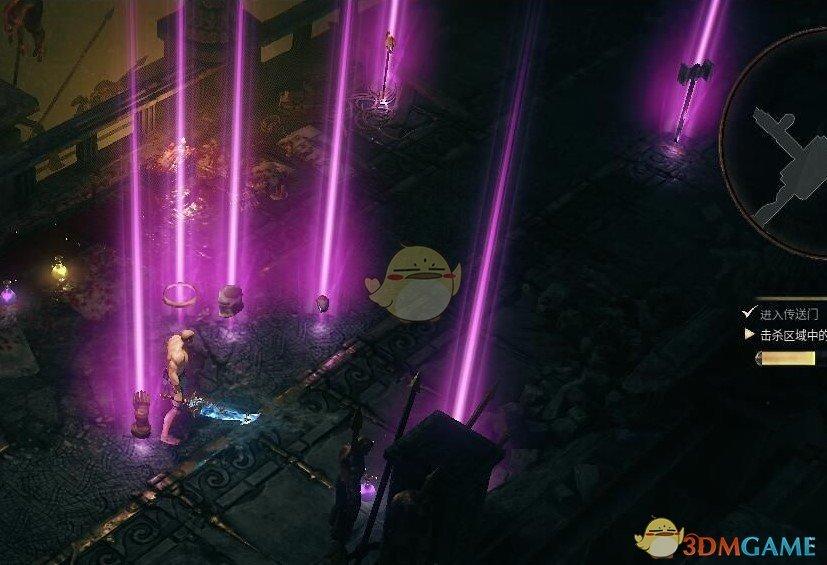 《破坏领主》委托模式必掉紫装MOD