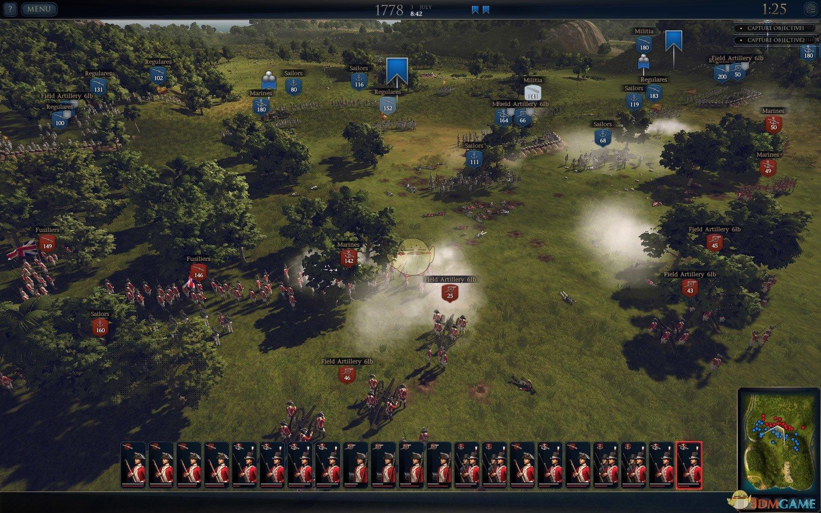 《终极海军上将:航海时代》战斗系统点评及玩法介绍