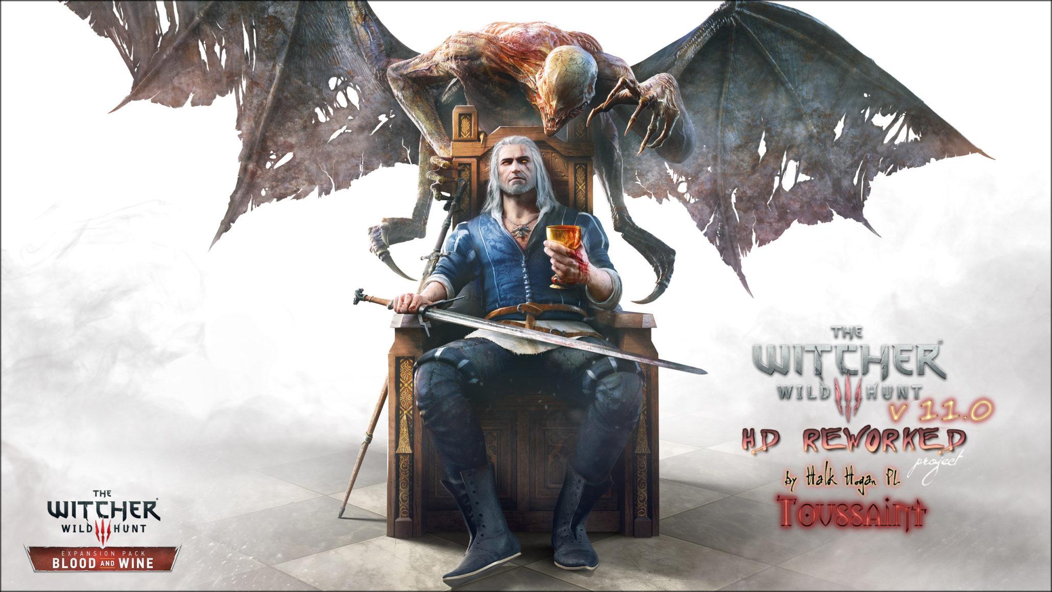 """《巫师3》""""HD重制版""""MOD更新 覆盖DLC地区"""
