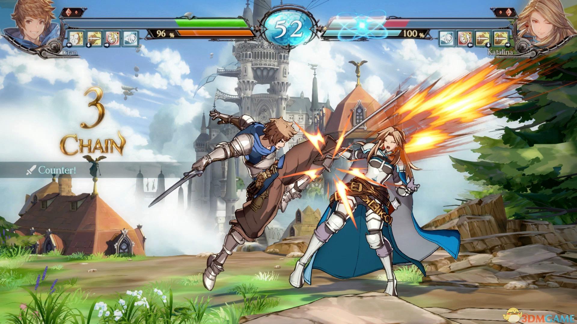 《碧蓝幻想Versus》全剧情流程攻略 全关卡通关流程及boss战视频