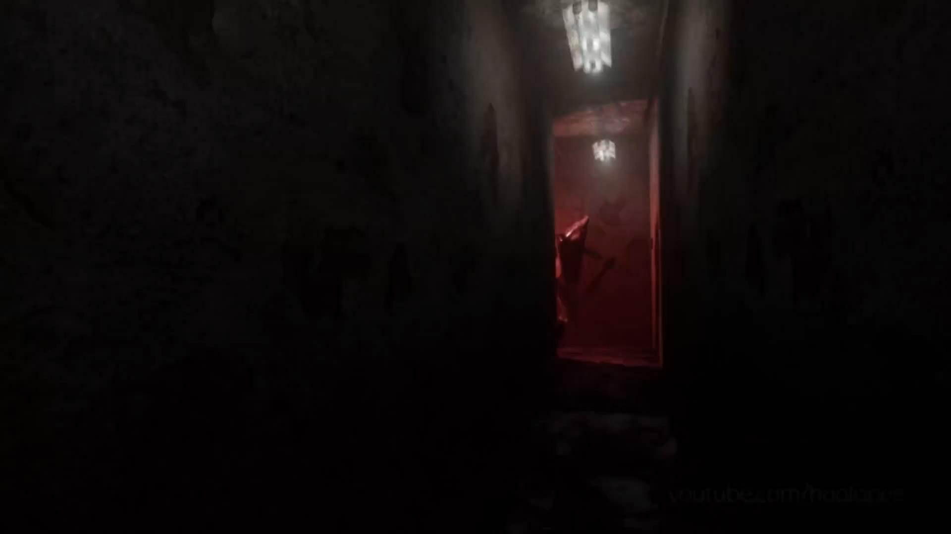 玩家打造《寂静岭2》VR版预告 三角头来袭