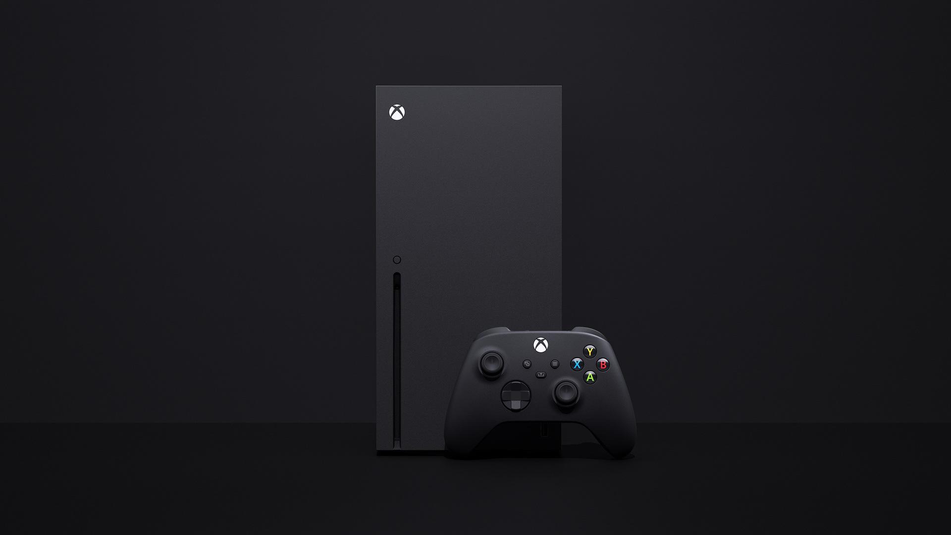 Xbox Series X完整规格公开!主机首露真容