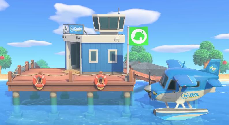 《动物森友会》宣传片公开:经营岛屿开启新生活!