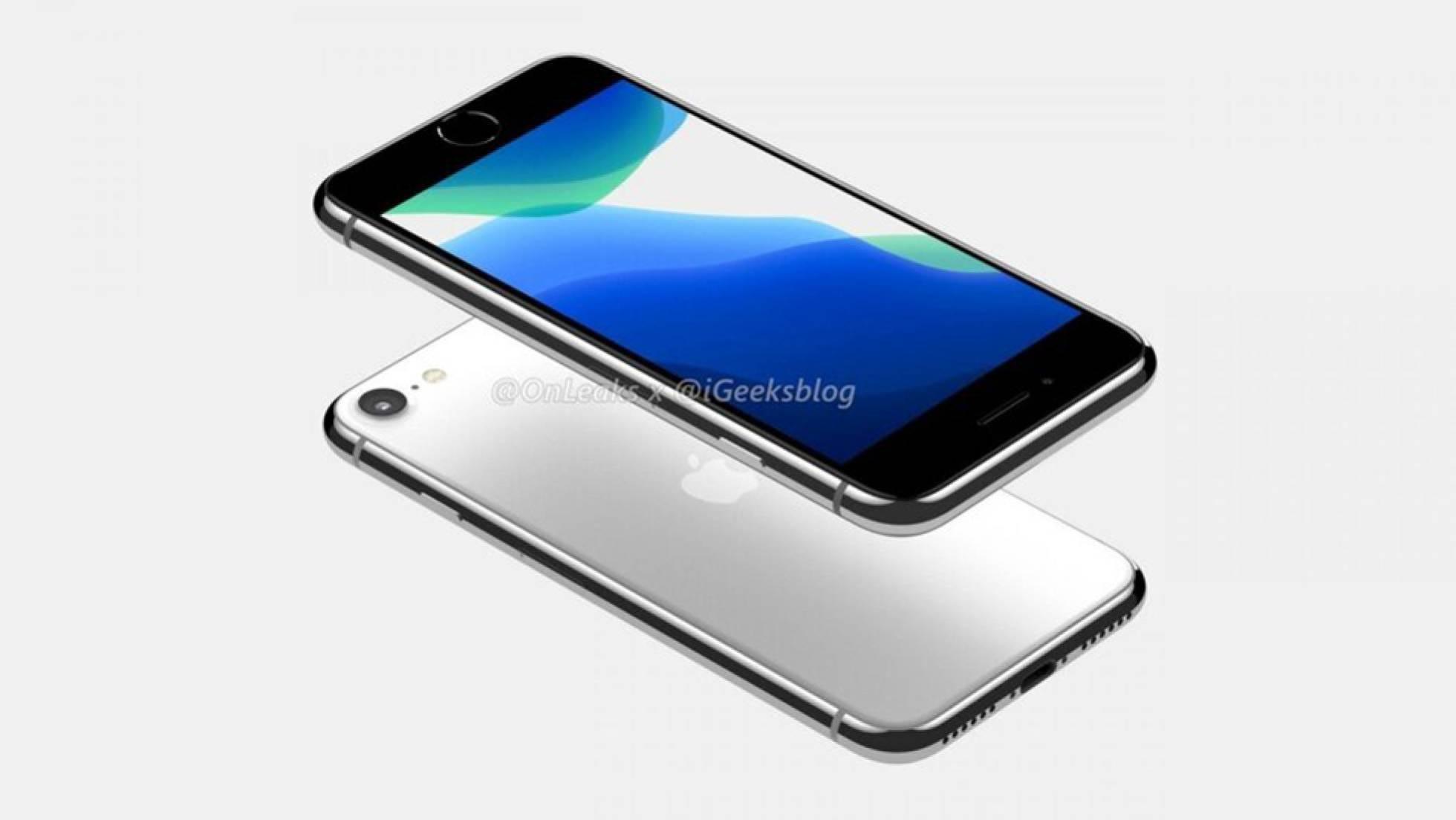 iPhone 9/9 Plus齐曝光:最大5.5英寸屏 配置大幅升级