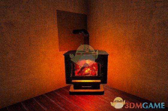 《七日杀》木材燃烧炉MOD
