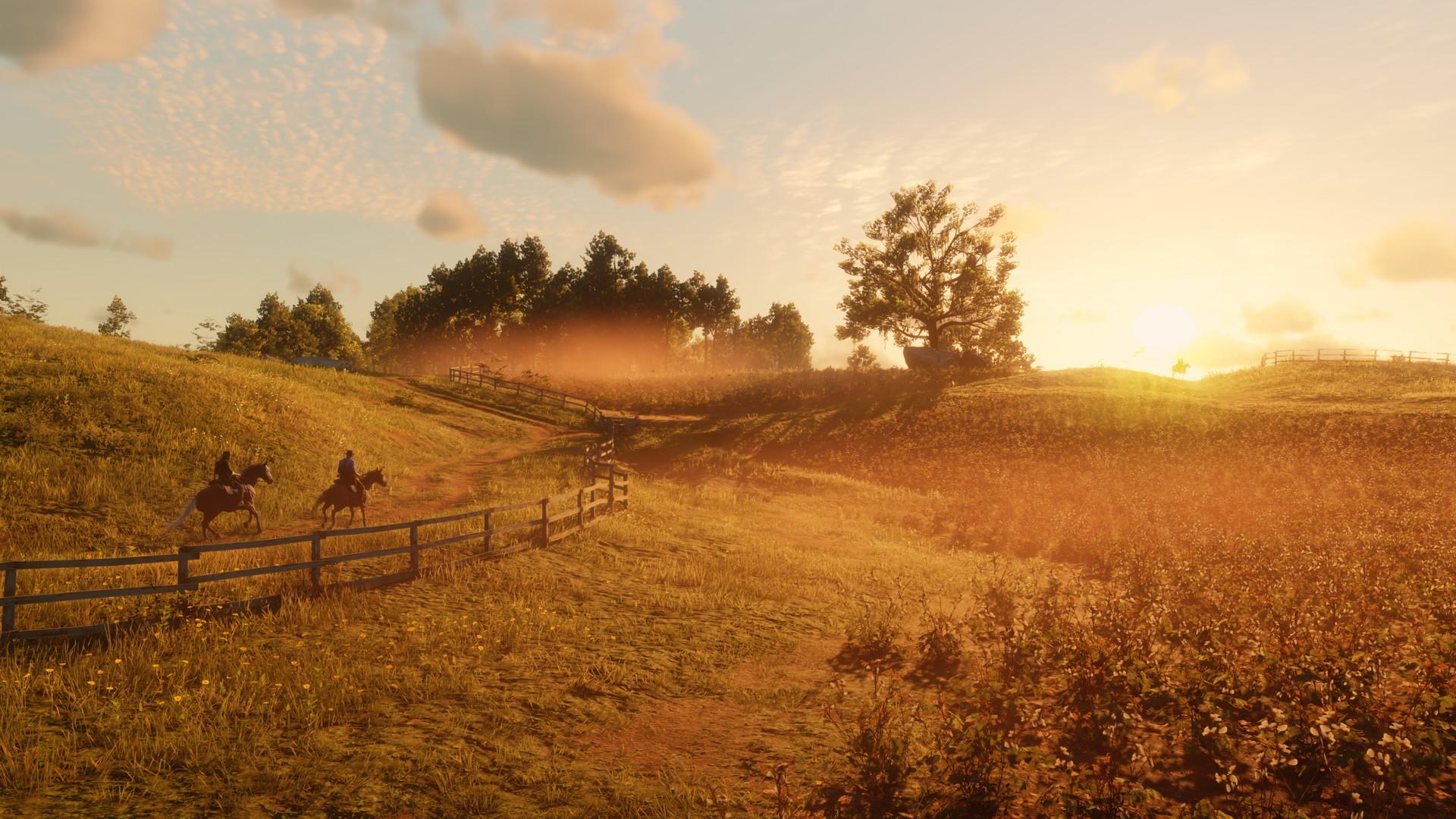 决战西部 《荒野大镖客2》Steam平史低优惠199元