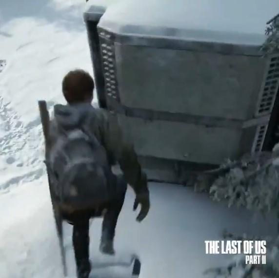 顽皮狗展示《最后生还者2》艾莉探索片段 动作更敏捷