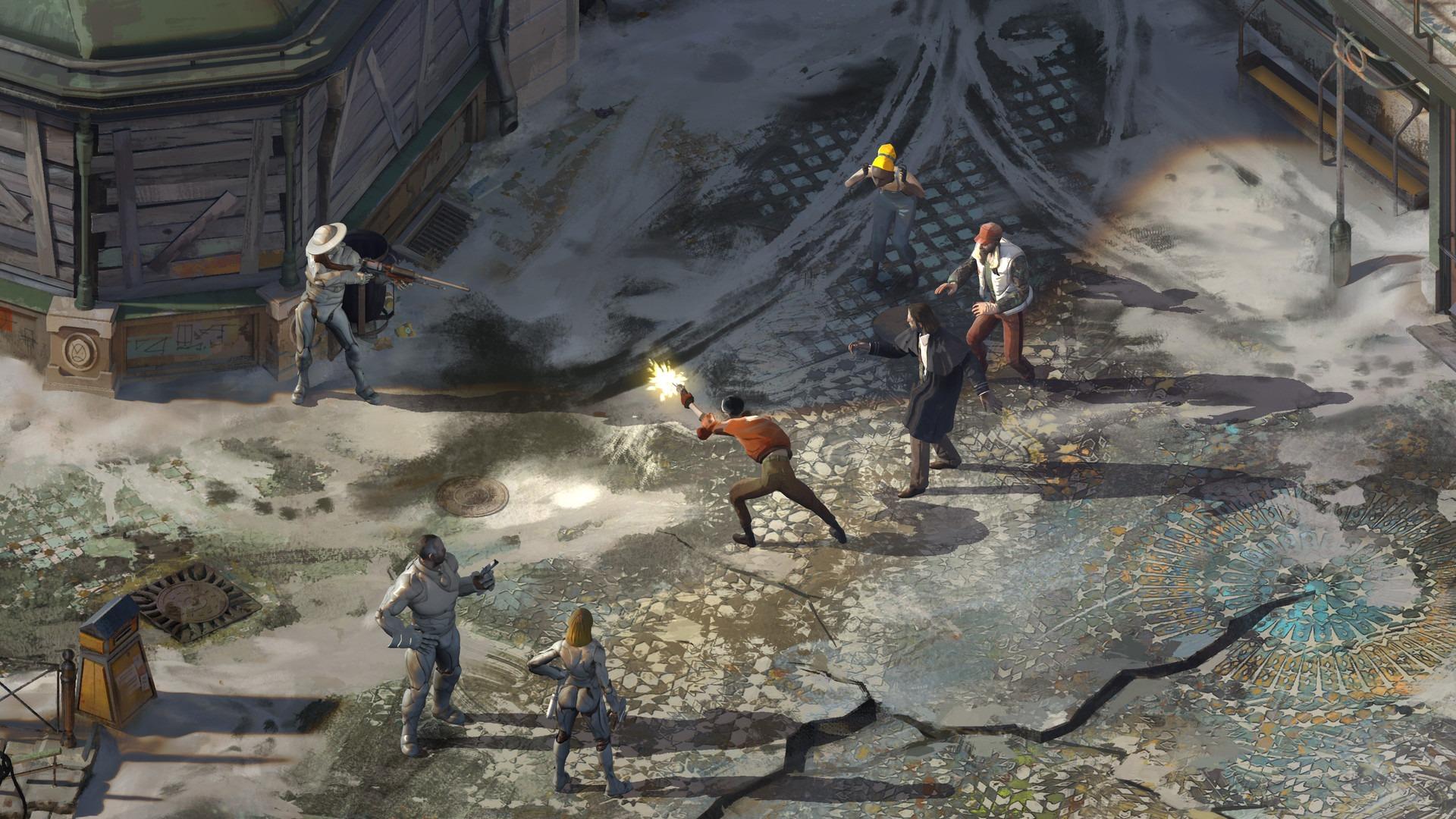 年度最佳RPG《极乐迪斯科》3月19日追加简中