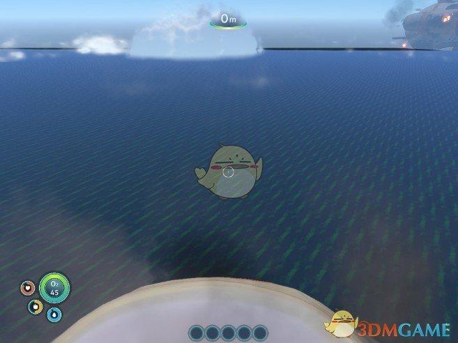 《深海迷航》随机生成的逃生舱MOD