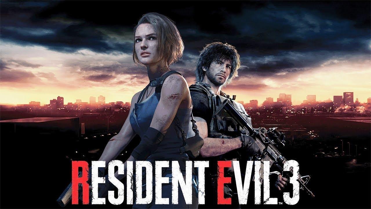 《生化危机3:重制版》试玩版上架PSN港服 全新体验