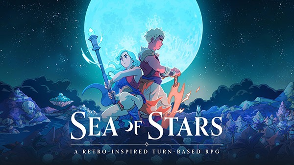 复古回合制RPG《星空之海》公布 预告片分享