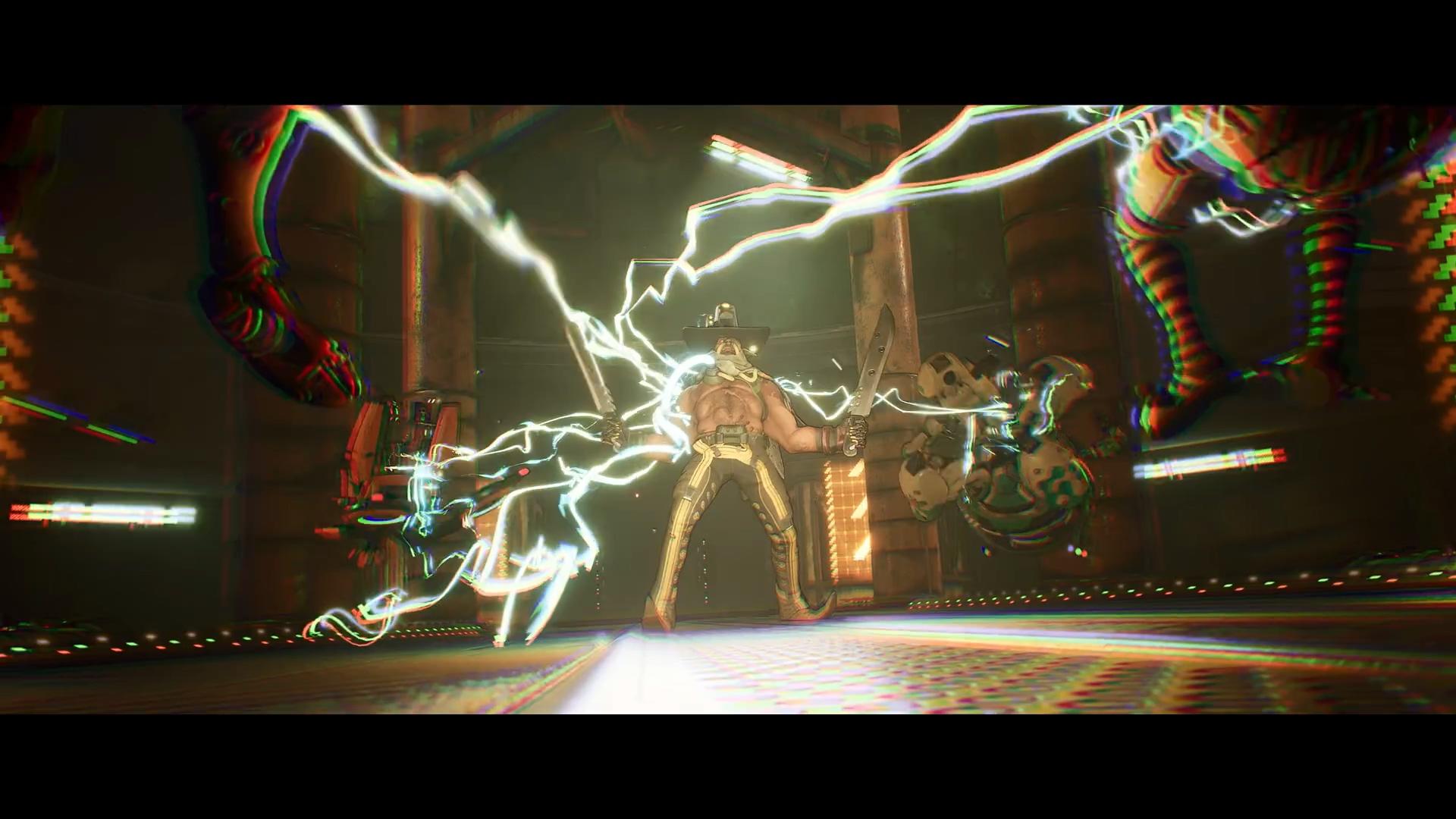 《地狱之刃》开发商组队新作《嗜血边缘》上市预告