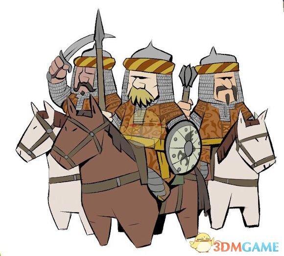《骑马与砍杀:战团》萨兰德骑手兵种介绍