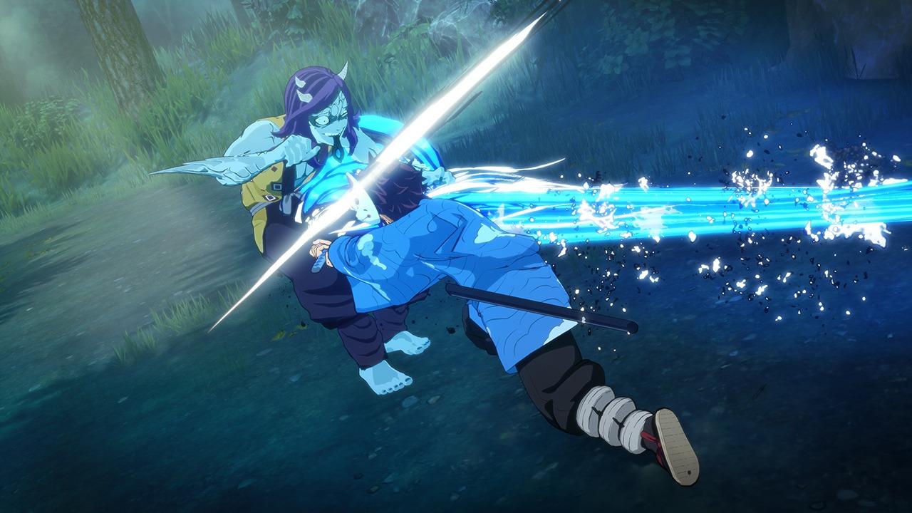 《鬼灭之刃:火神血风谭》首发预告片及截图公布