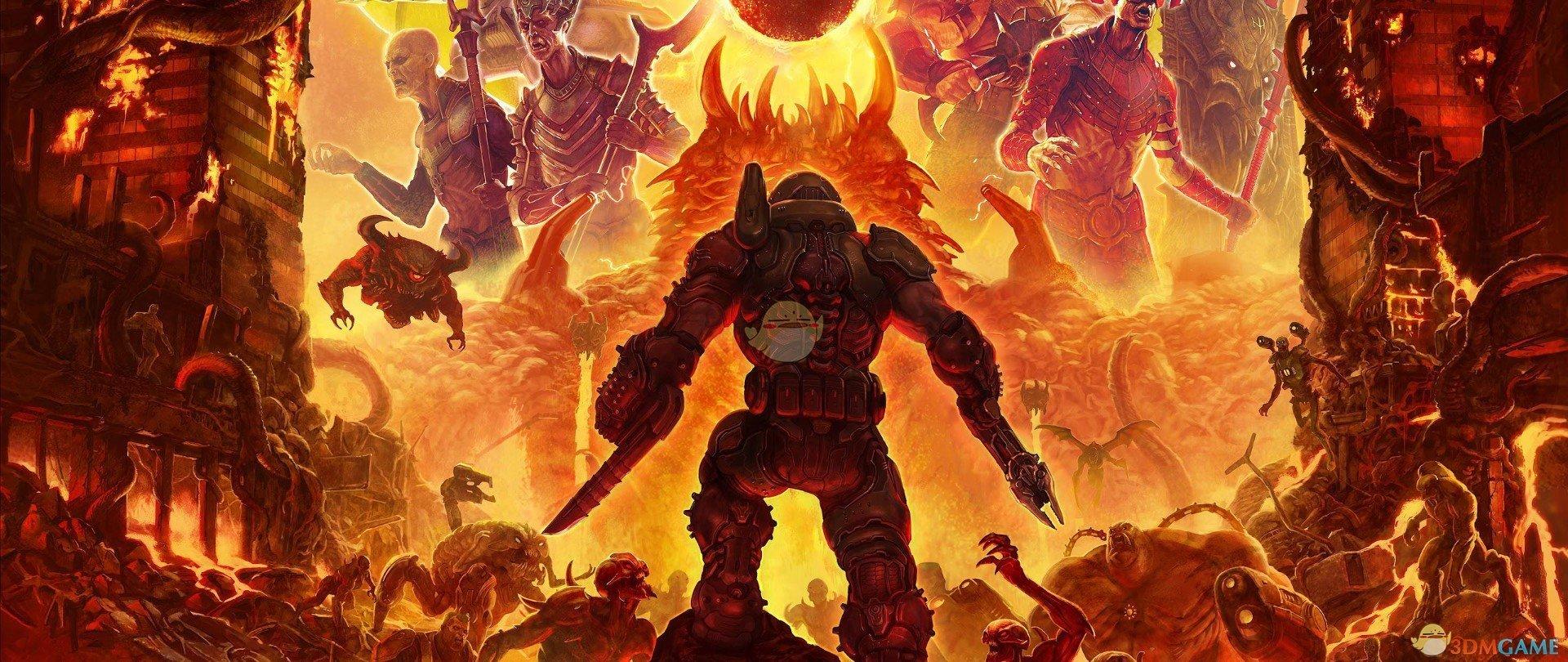 《毁灭战士:永恒》doom hunter打法介绍