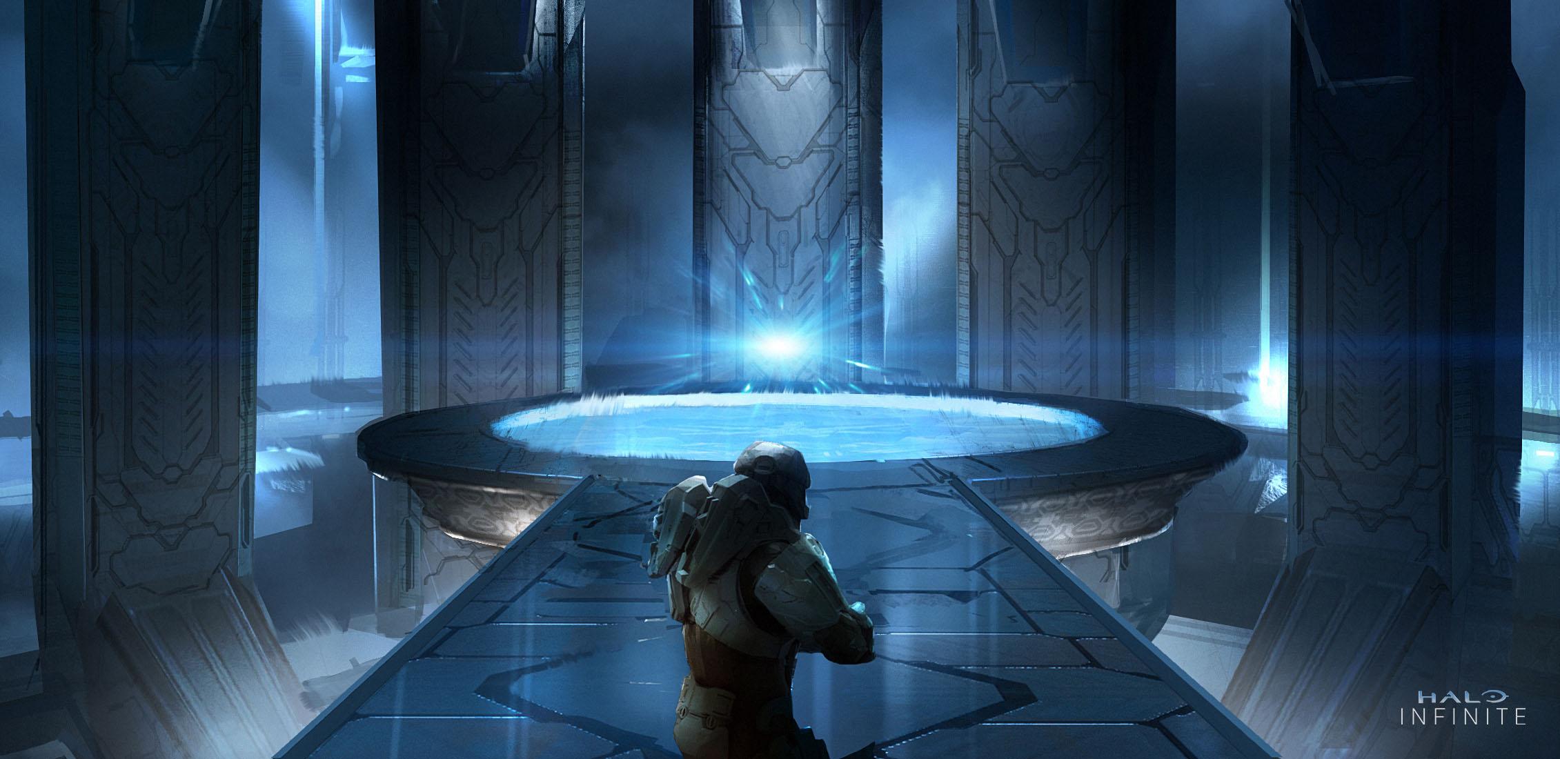 343工作室谈疫情对《光环》系列影响:有可能会延期