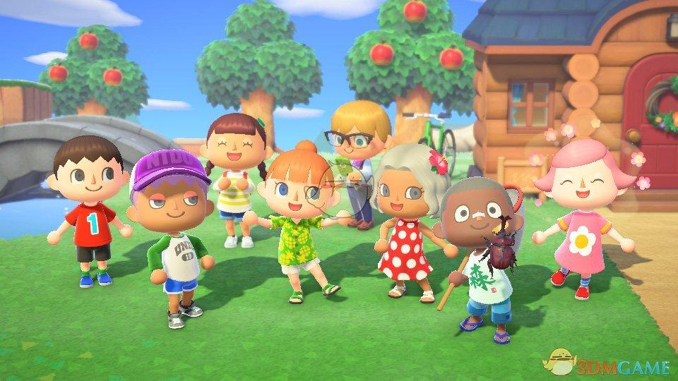 《集合啦!动物森友会》气球上的礼物拿法介绍