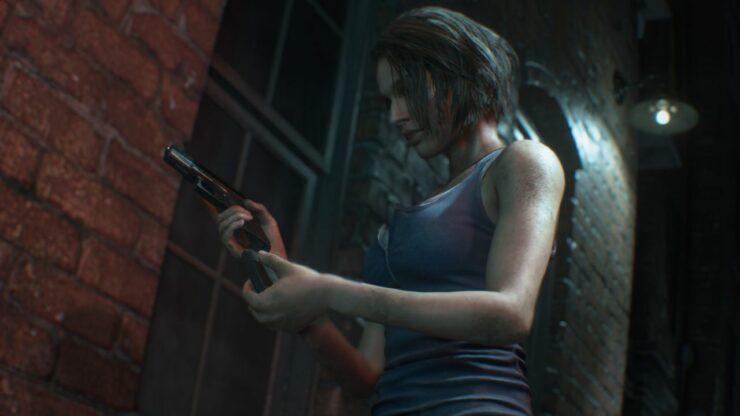 《生化危机3:重制版》小刀不会坏 只用小刀也能通关