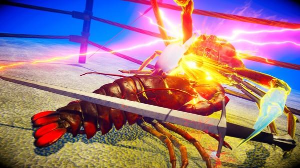 魔性格斗游戏《螃蟹大战》Steam页面上线 今夏发售
