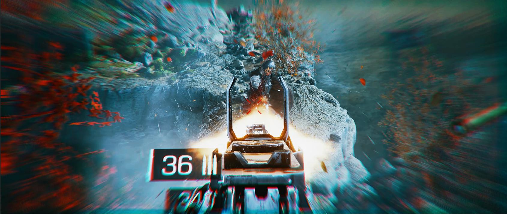 国产FPS《光明记忆:无限》3分钟实机演示 26日结束EA阶段