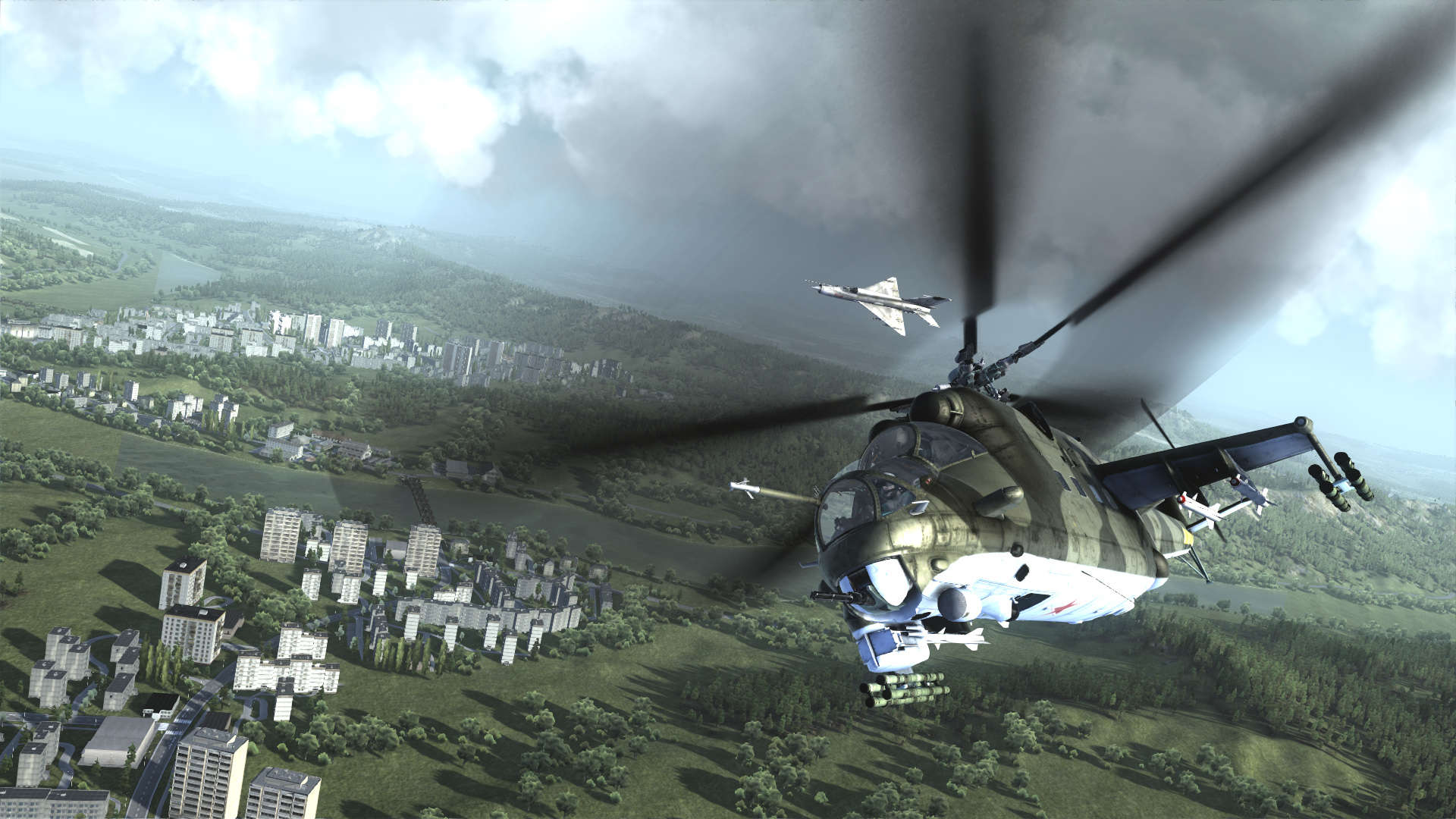 空战模拟游戏《空战使命:雌鹿》Steam新史低促销 仅售13元