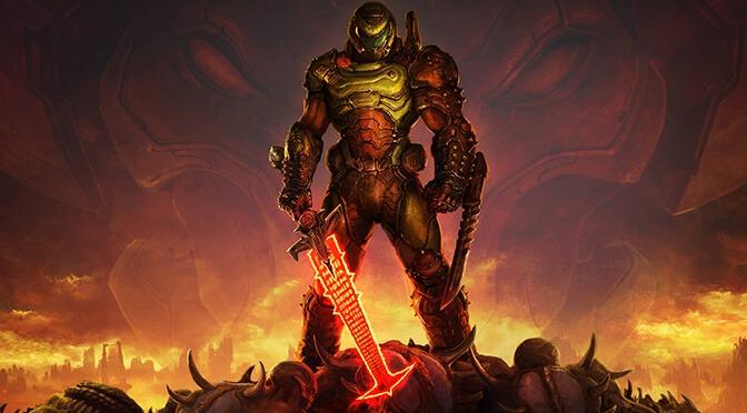速通玩家已可以在一小时内打通《毁灭战士:永恒》