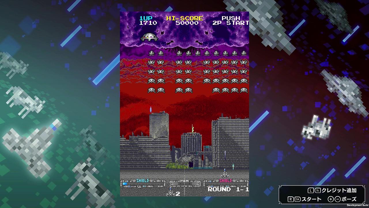 经典射击游戏《太空侵略者》合集登陆Switch 定价367元
