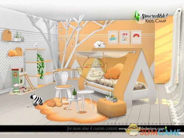 《模拟人生4》童趣儿童房家具MOD
