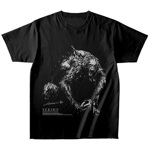 《只狼:影逝二度》推出系列周边 破戒僧、狮子猿穿上身