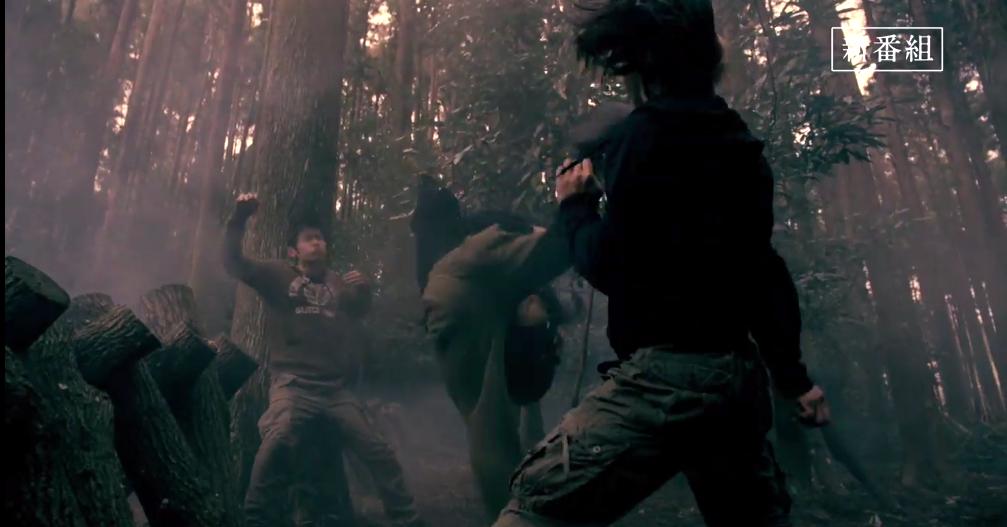 15周年经典《牙狼》特摄新剧预告 4月2日正式开播