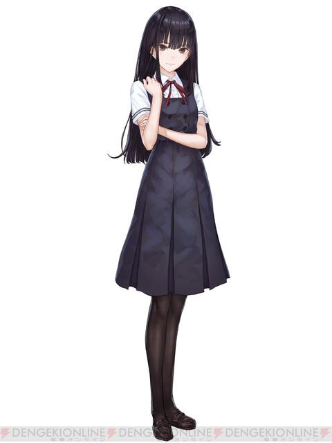 日本一新作《夜、灯明》公开:少女卷入恐怖事件!