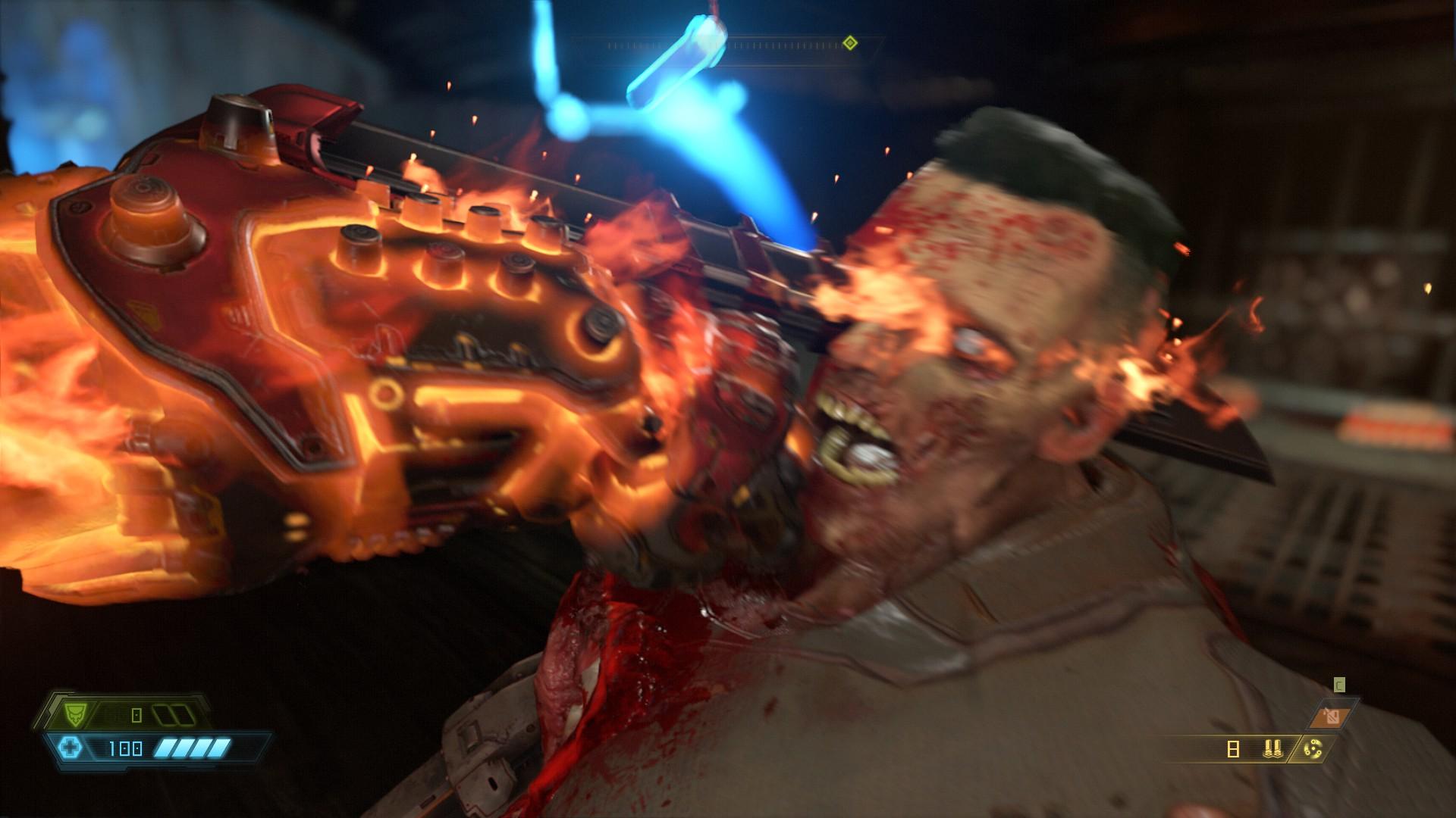 《毁灭战士:永恒》评测:猛男打枪,不止是无脑突突突