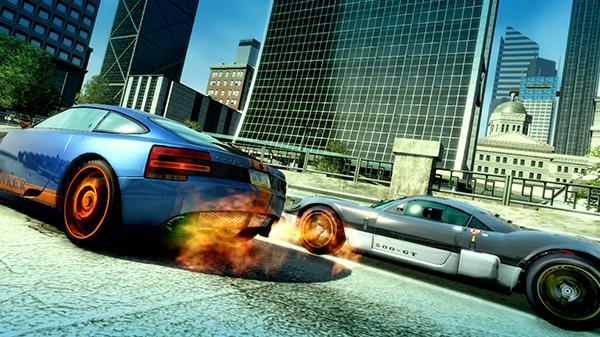 《火爆狂飙:天堂复刻版》宣布登陆任天堂Swit