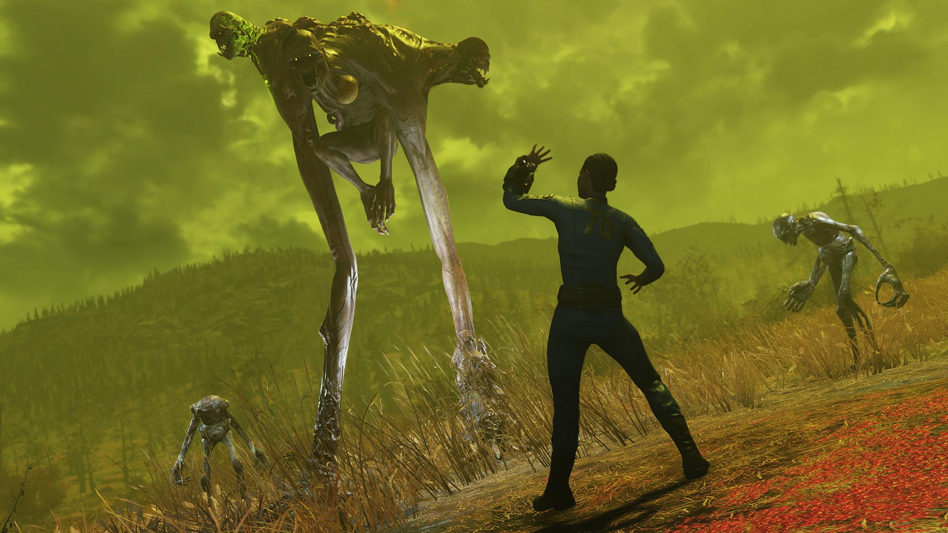 受疫情影响 《辐射76:废土人》延期至4月14日发