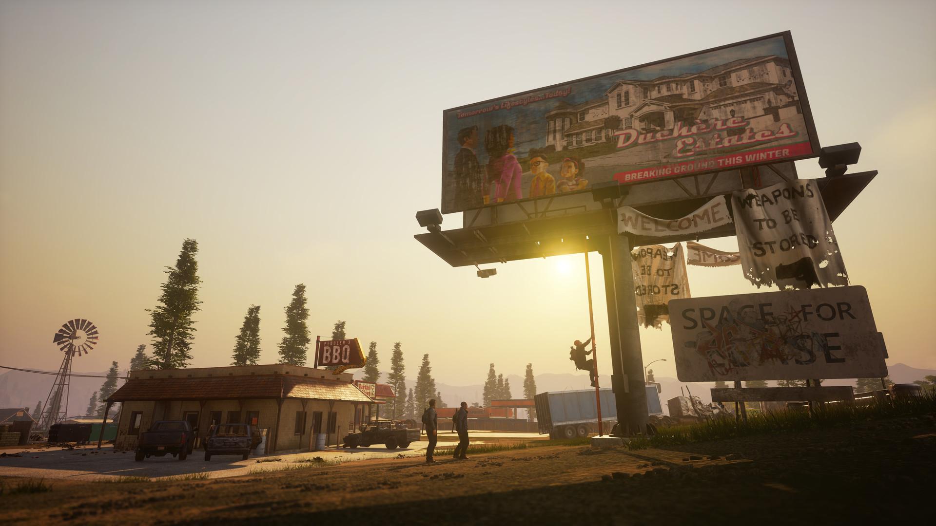 《腐烂国度2》Steam版中文本地化现已全部完成