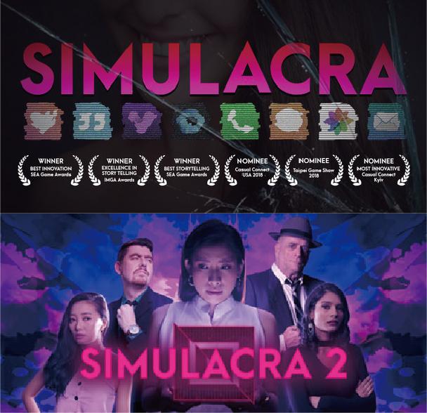 代入感極強的恐怖解謎游戲《SIMULACRA》系列最低僅需10元!