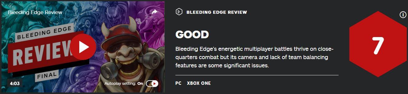 《嗜血边缘》IGN 7分:战斗充满趣味但缺陷明显
