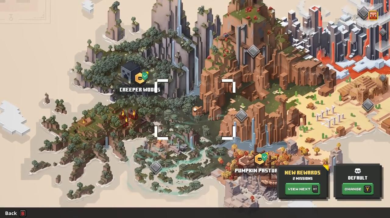 经典地牢玩法 《我的世界:地下城》Beta版长实机演示