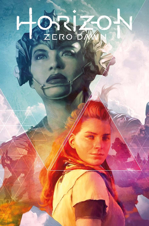 《地平线:黎明时分》漫画将于7月22日上线
