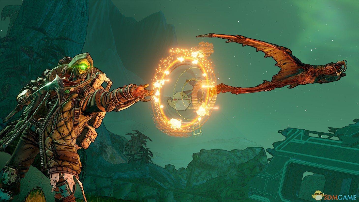 《无主之地3》传奇装备掉落表1.2版 包含DLC2全部装备