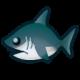 《集合啦!動物森友會》鯊魚圖鑑